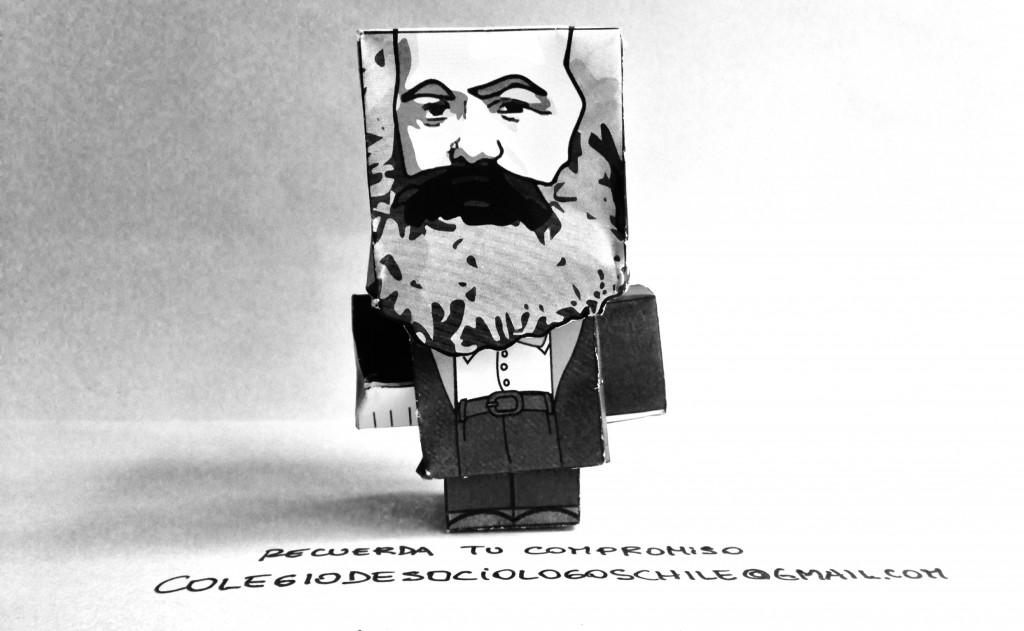 Marx. Recuerda tu compromiso