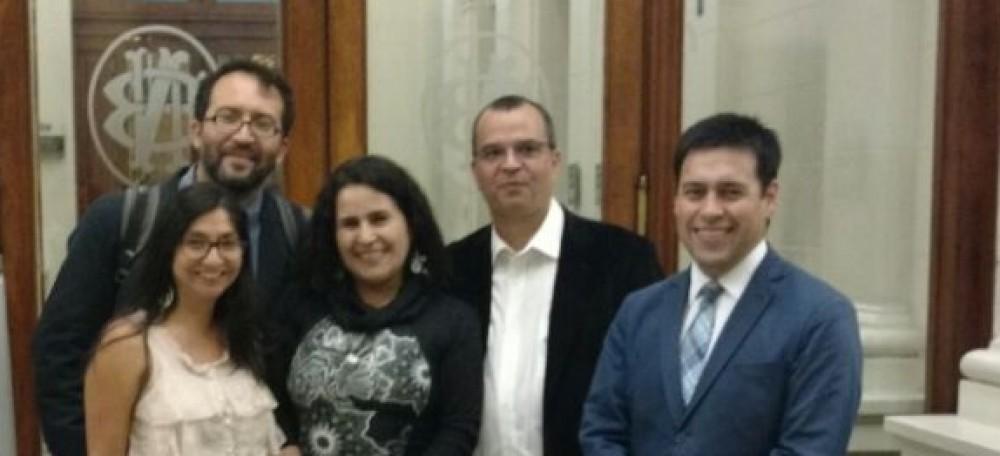 Colegio de Sociólogos y Sociólogas de Chile